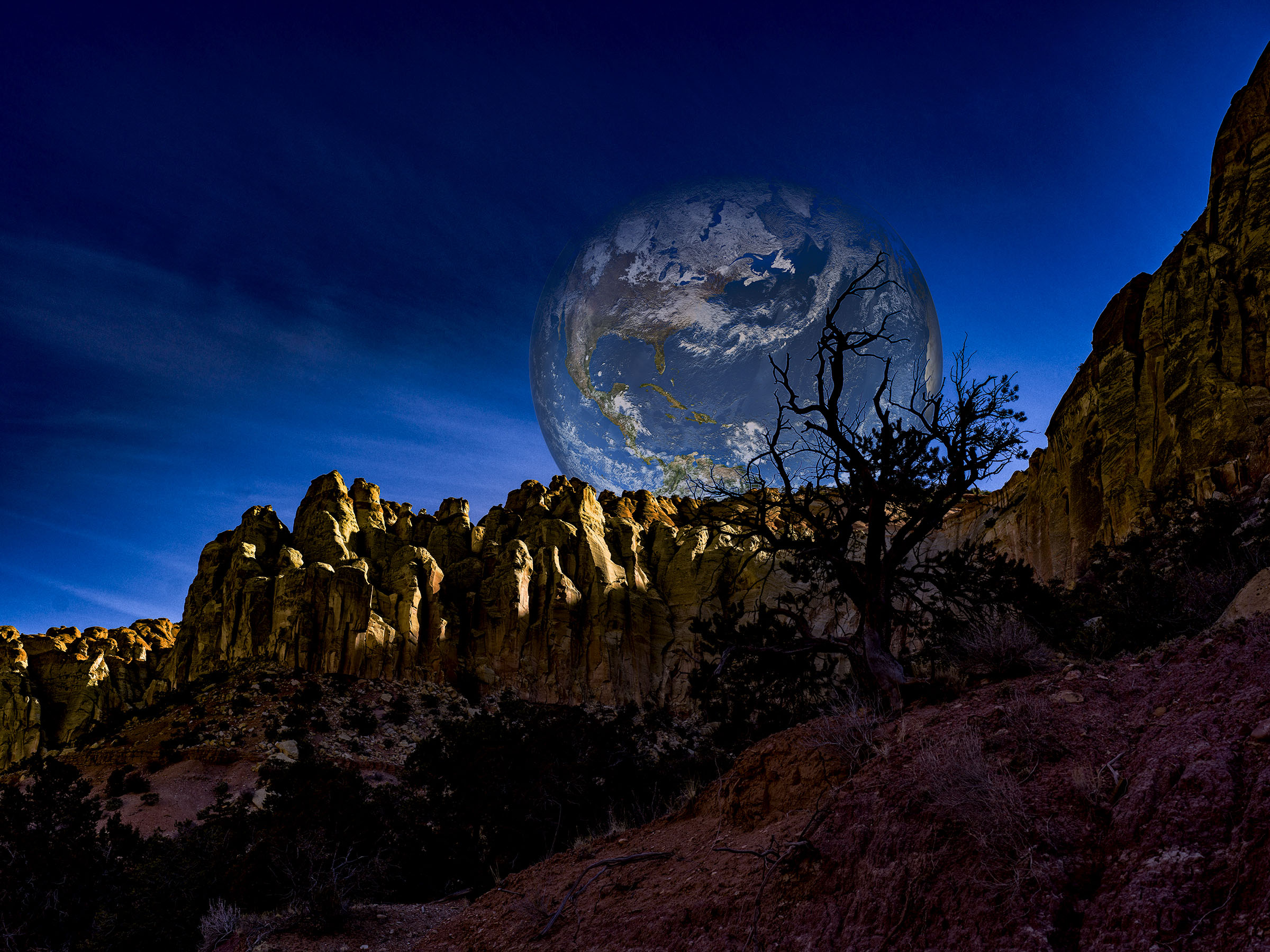 SunSet Earth web Escalante Staircase Utah Trump NYC LA Las Vegas Desert Southwest landscape Burr Trail Best Fine Art Portrait magazine Photography Wick Beavers NY Photographer